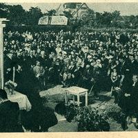Új templom Angyalföldön - Képes Pesti Hírlap 1937 június 29