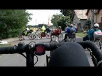 Megvolt az első Magyar Fekvőkerékpáros Találkozó
