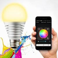 Lixada Bluetooth RGB LED égő - A hangulat a tetőfokon!