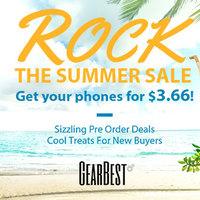 Gearbest Summer Sale - Minden, amit a kedvezményesőről tudnod kell
