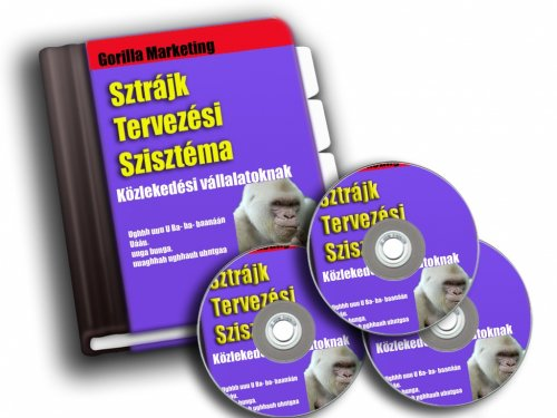 Sztrájk Tervezési Szisztéma - gorilla marketing