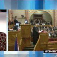 Lemondás után: Ceglédi Zoltán az Egyenes beszédben