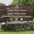 Észak-Írország látnivalói - Lough Navar Nemzeti Park