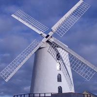 Írország látnivalói - Blennerville-i szélmalom