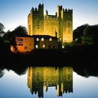 Halloween Írországban - Bunratty Castle