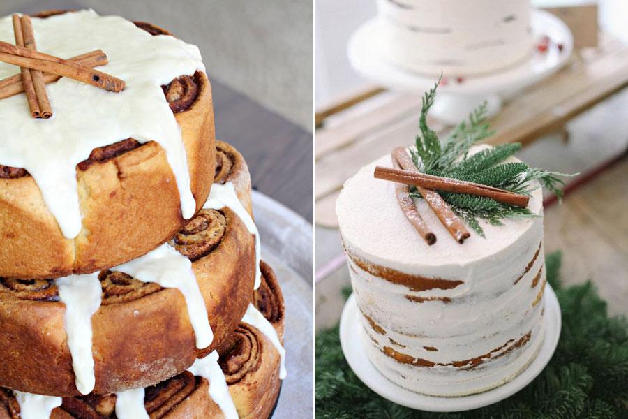 Ha szereted a fahéj ízét, a torta is készülhet vele.