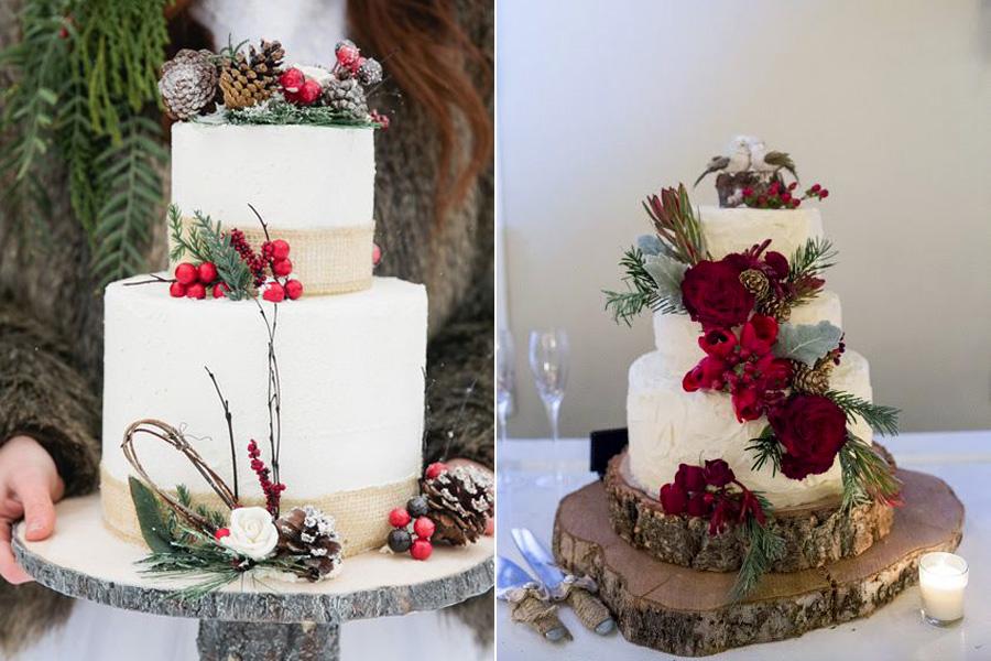 Még az esküvői tortát is díszíthetik.