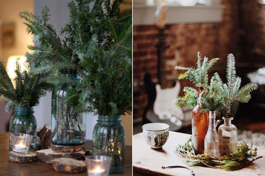 Palackokba vagy vázába téve asztaldíszként funkcionálhatnak.