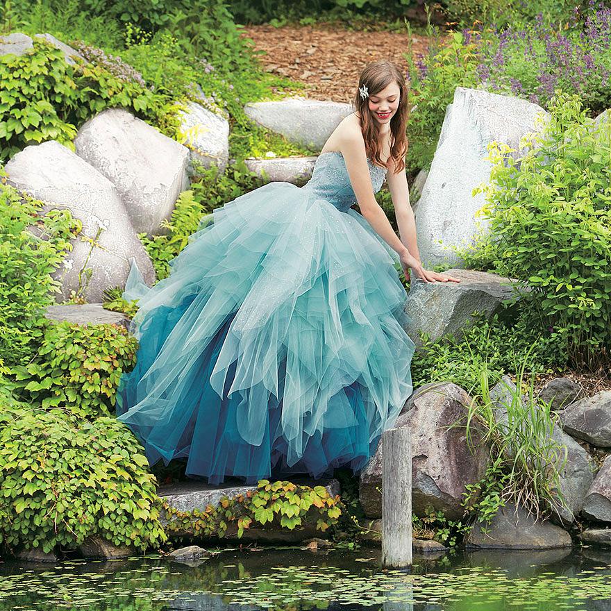 Ariel hercegnő is megihlette a japán tervezőket.