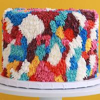 Kérnél ilyet az esküvődre? Mintha szőrösek lennének a torták, pedig ehetőek