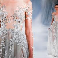 Mintha hóból és jégből készültek volna: álomszép esküvői ruhák, melyektől leesik az állunk