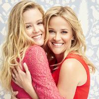 A 41 éves Reese Witherspoon alig néz ki idősebbnek kamasz lányánál