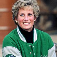 Diana biciklis nadrágban is menő volt - Sportos stílusával divatot teremtett