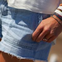 9 nőies farmercucc, amiket csak nyár végéig érdemes viselni