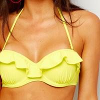 Kicsi a melled? Ilyen bikinifelsővel trükközz a strandon!