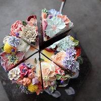 Olyan szépek ezek az esküvői torták, hogy fáj megenni őket