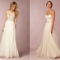 Gyönyörű, de kényelmes esküvői ruhák: bátran rophatod bennük a táncot