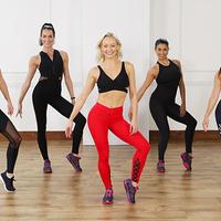 25 perces otthoni edzés a  Victoria's Secret modellek ajánlásával