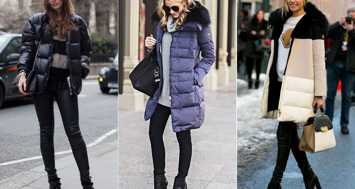 Így viseld nőiesen a pufidzsekit: stílusos, és nem kövérít