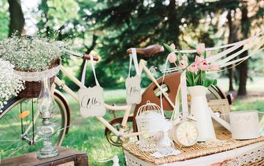 Imádni való, romantikus dekorációk itthonról: személyesebbé teszik az esküvőt