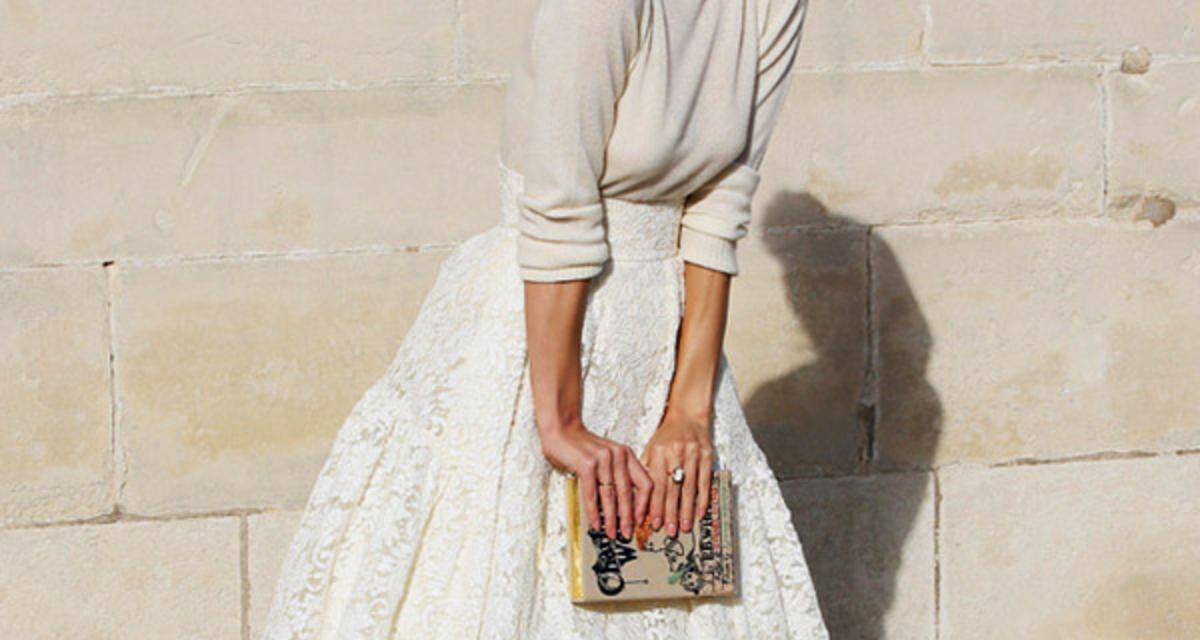 Kétrészes esküvői ruhák: meseszép darabok - Modern menyasszonyoknak