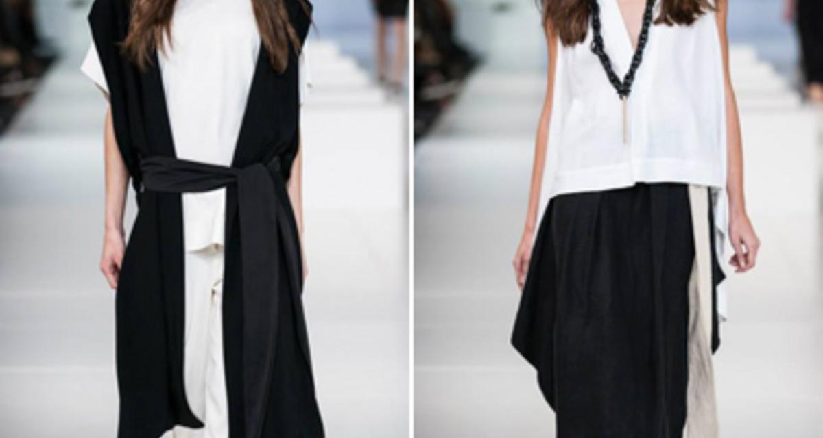 12 szupernőies variáció a fekete-fehér outfit viselésére - A NUBU-tól