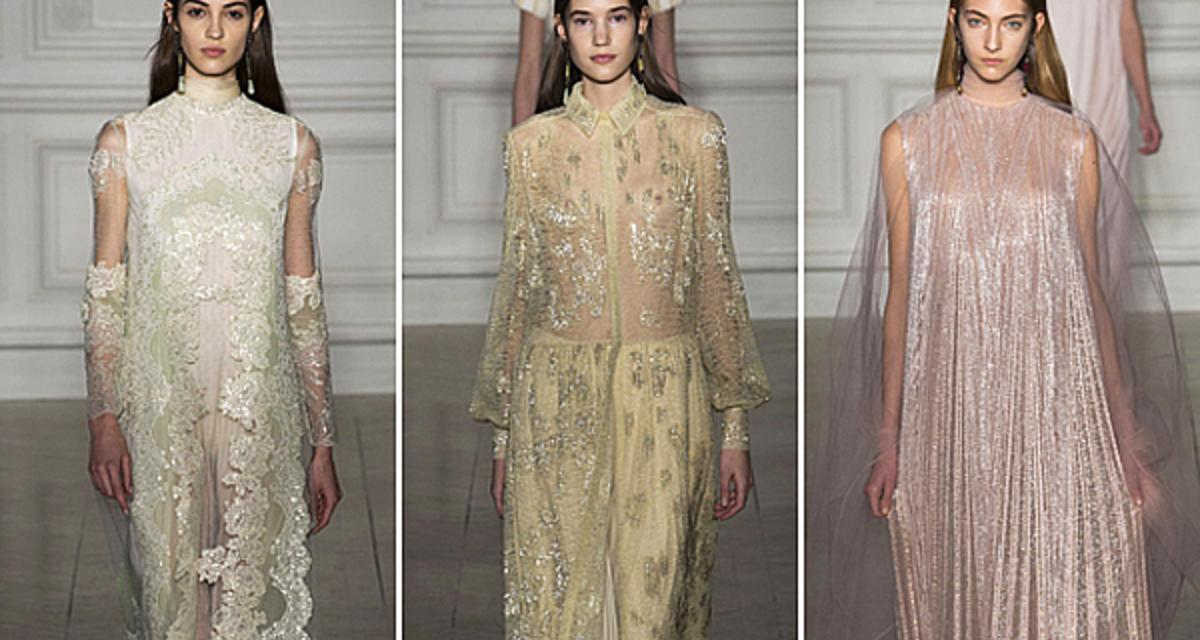 Egyszerű, de meseszép ruhák a Valentino tervezőjétől - Elragadó kollekció