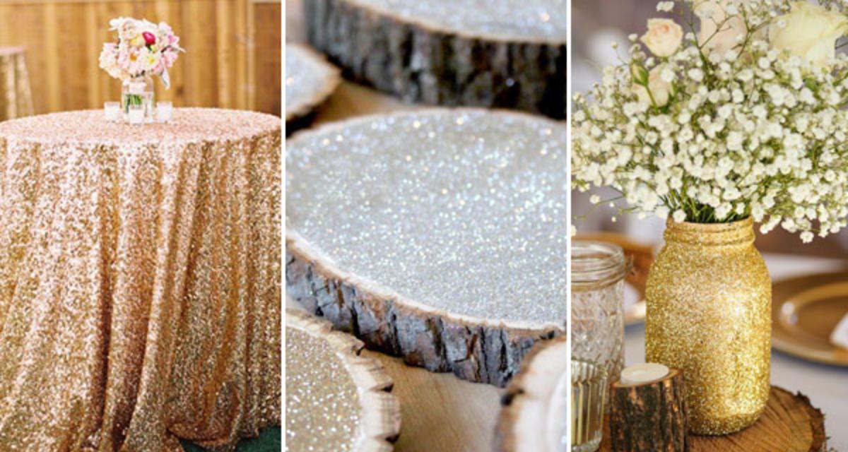 5 csillogó dekoráció, ami mesebelivé teszi az esküvőt - Főleg télen