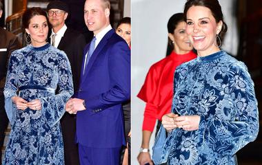 Katalin hercegné nagyon mellényúlt a napokban: szaloncukornak öltözött