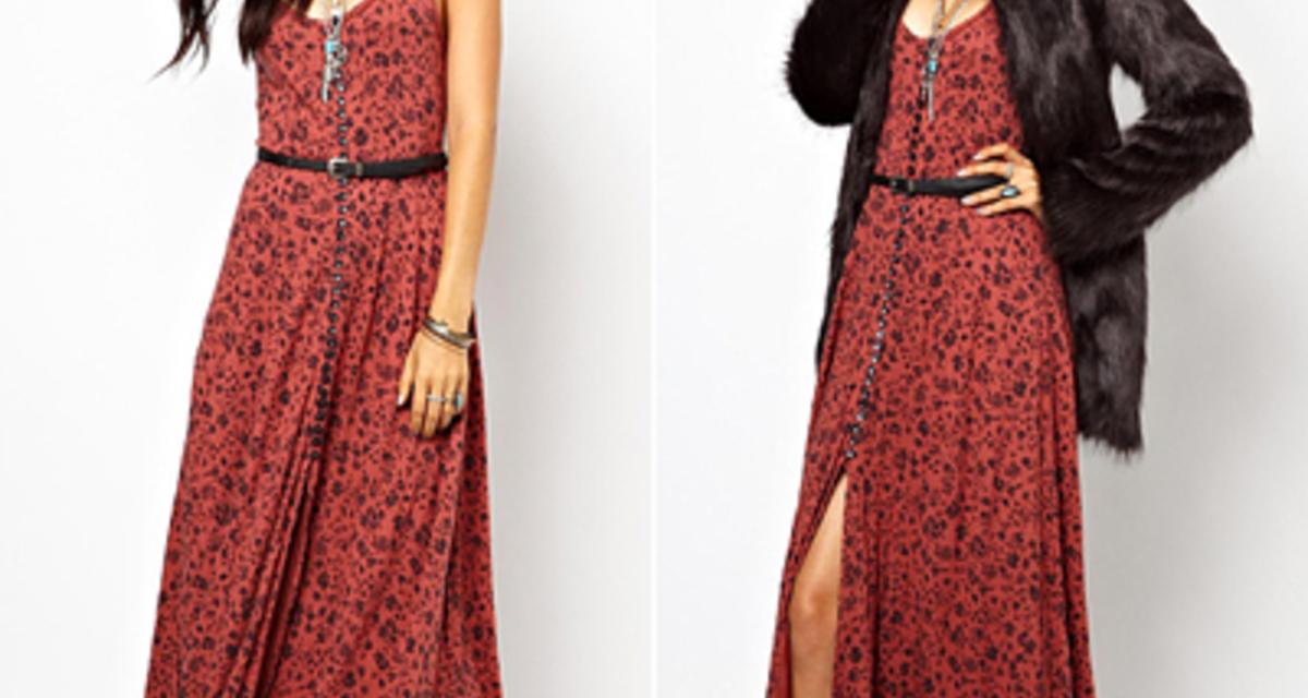 8 maxiruha, amit ősszel is viselhetsz - Így variáld, ha hűvös az idő
