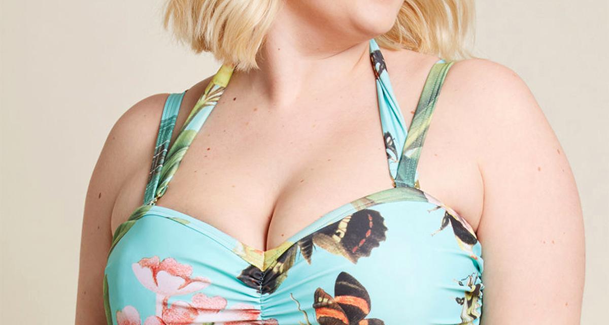 Ezek a bikinifelsők ideálisak nagy cicikre: 5 fazon a csodás dekoltázsért