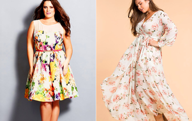 Ezeket a nyári ruhafazonokat jegyezd meg, ha széles a csípőd