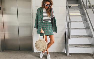 A legdivatosabb szettek most tavasszal: divatbloggerek mutatják meg, mit viselj