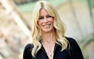 Durván megfiatalították Claudia Schiffert: ennél ordítóbb Photoshop-malőrt már rég láttunk