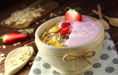 Kalóriaszegény, epres turmixtál: ínycsiklandóan finom, pedig fogyaszt