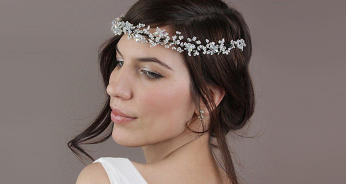 9 csodaszép fejdísz menyasszonyoknak magyar tervezőktől