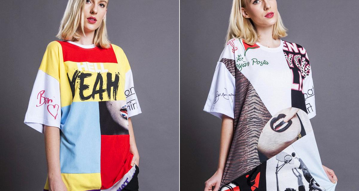 Ez nem csak egy póló, segíthetsz vele: egyedi kollekció magyar tervezőtől és ismert zenészektől