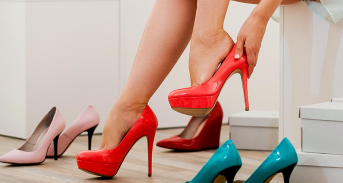 Így vásárolj kényelmes magas sarkú cipőt! - 3 szempont, aminek meg kell felelnie