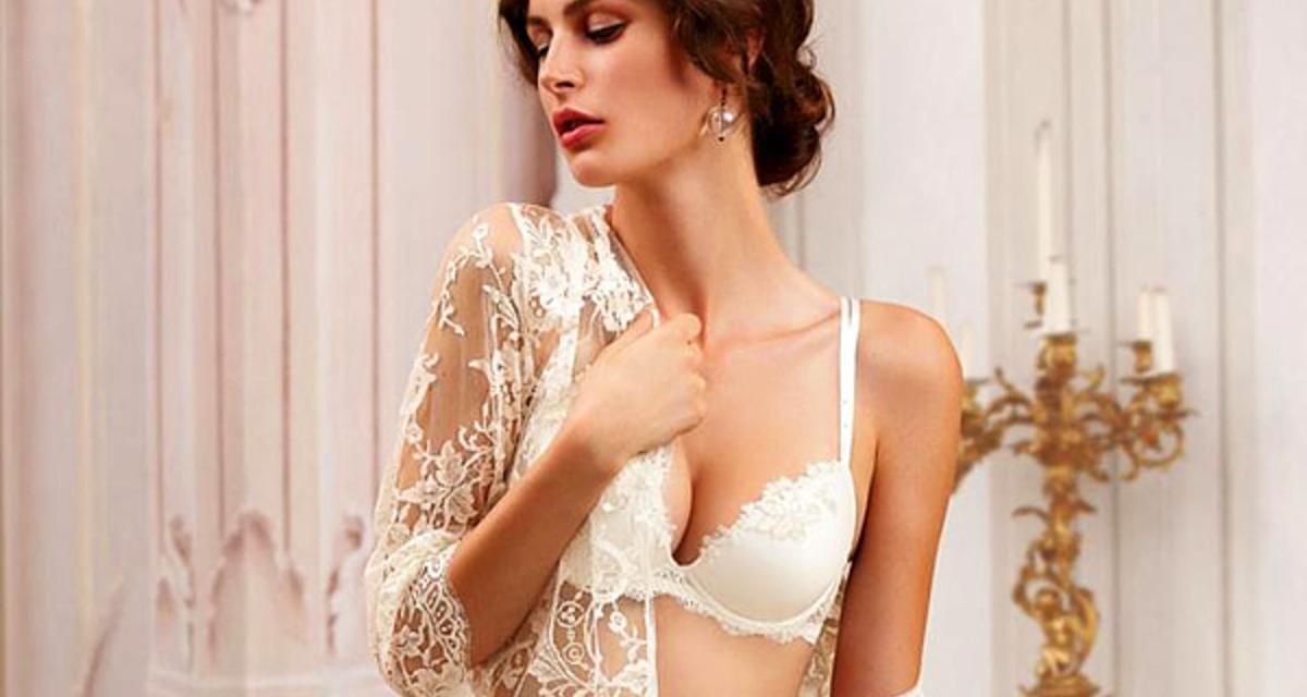 Mi lesz az esküvői ruha alatt? 8 szexi fehérnemű a nagy napra