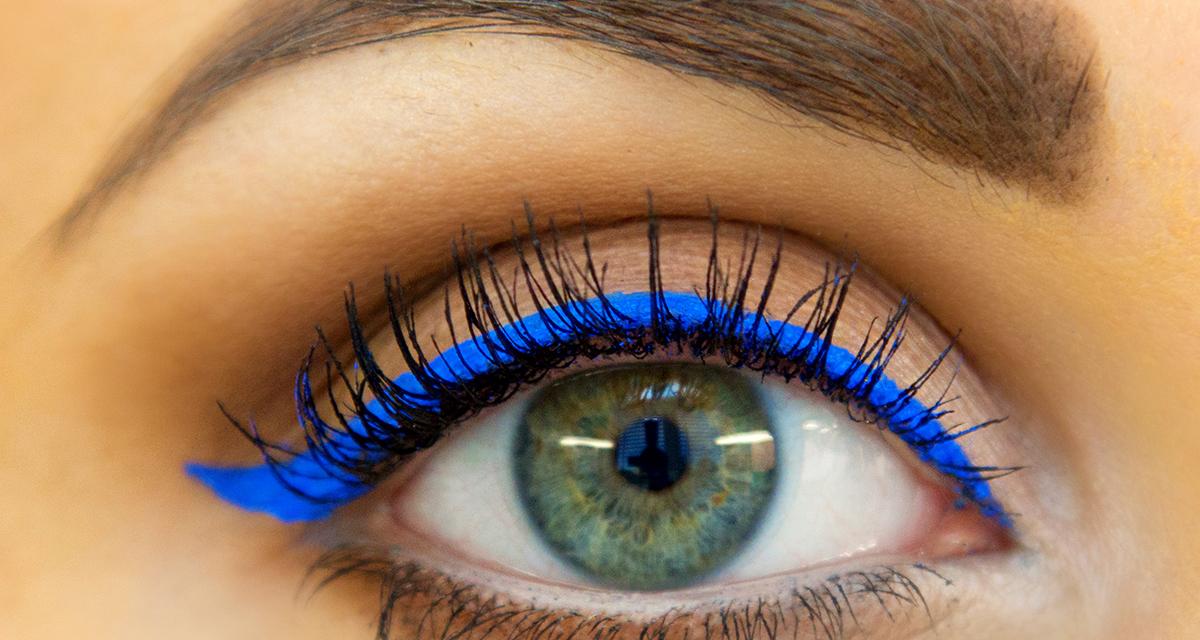 Futótűzként terjed a kék szemkontúrozás az Instán!