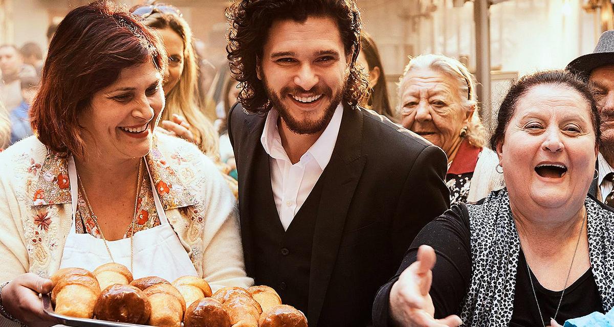 Reklámfilmben olaszoskodnak a Trónok Harca szereplői
