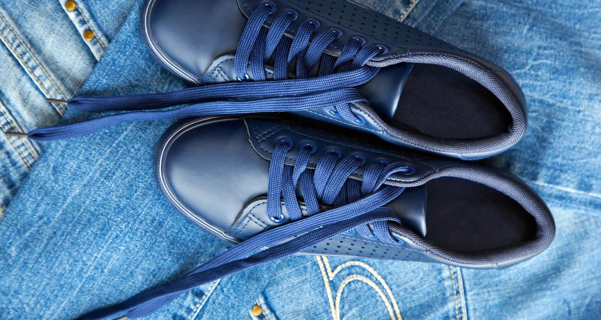 Így fűzd be a cipőd, hogy jól nézzen ki: apró részlet, de nem mindegy!