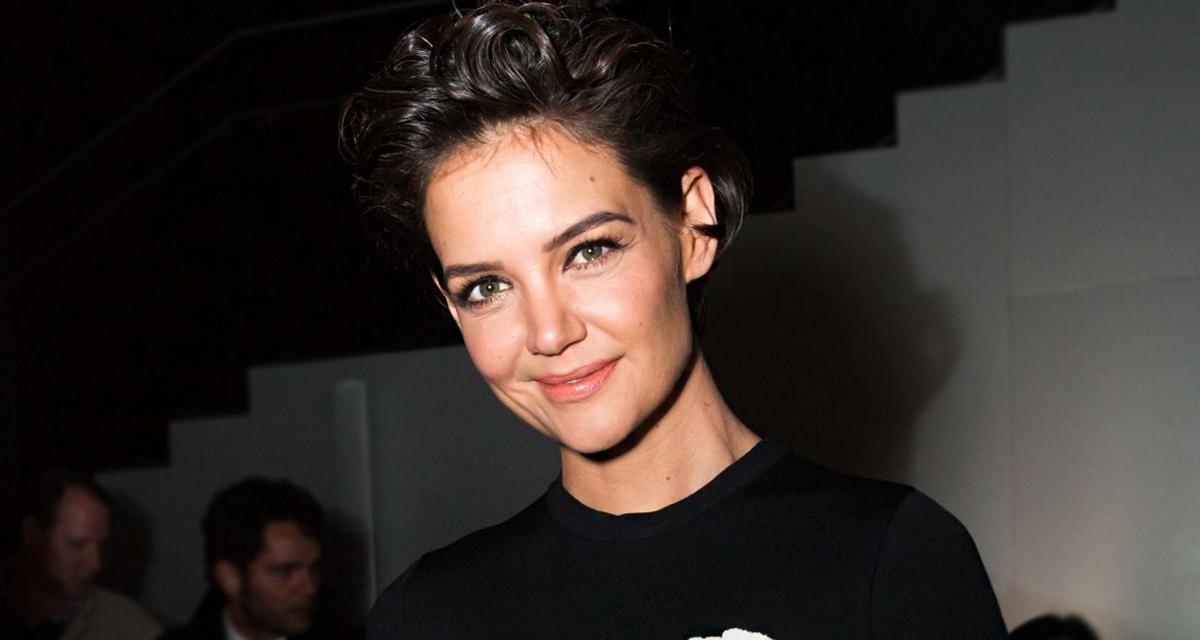 Ilyen dögös Katie Holmes új, rövid frizurája: mindenki odáig van érte