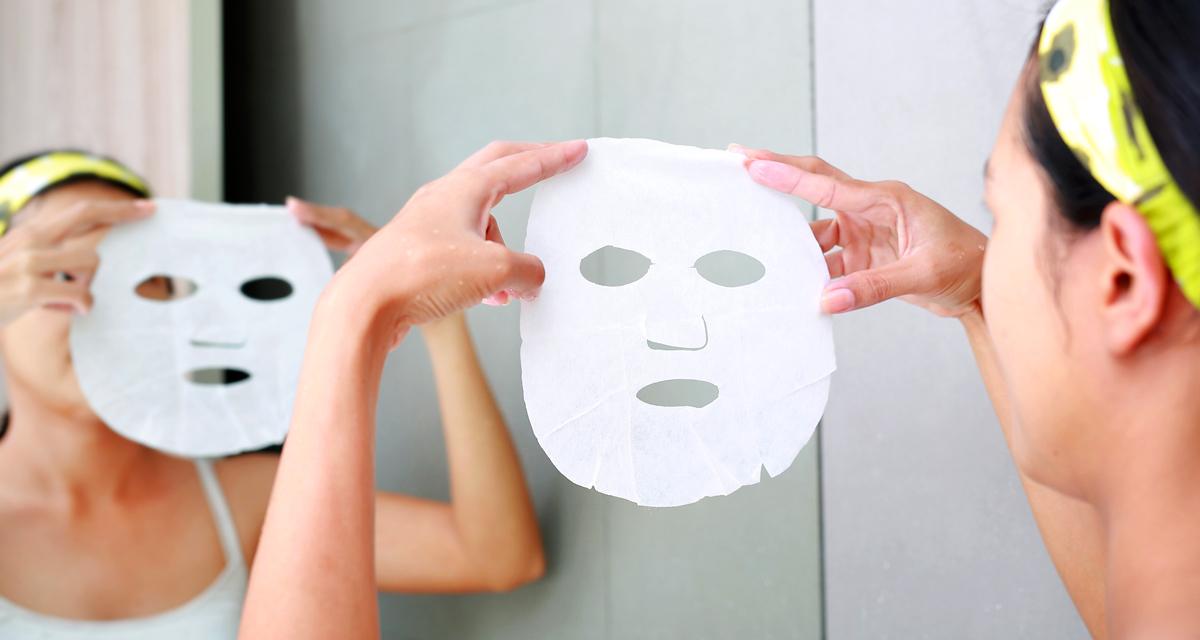 Rugalmasabb, feszesebb bőr pillanatok alatt: hidratáló és fiatalító fátyolmaszkok körképe