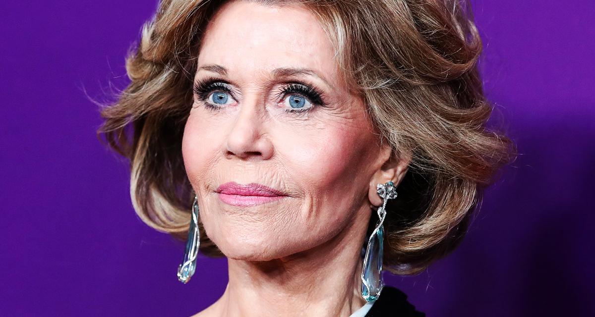 A 79 éves Jane Fonda retus nélkül mutatta meg magát - Most is gyönyörű