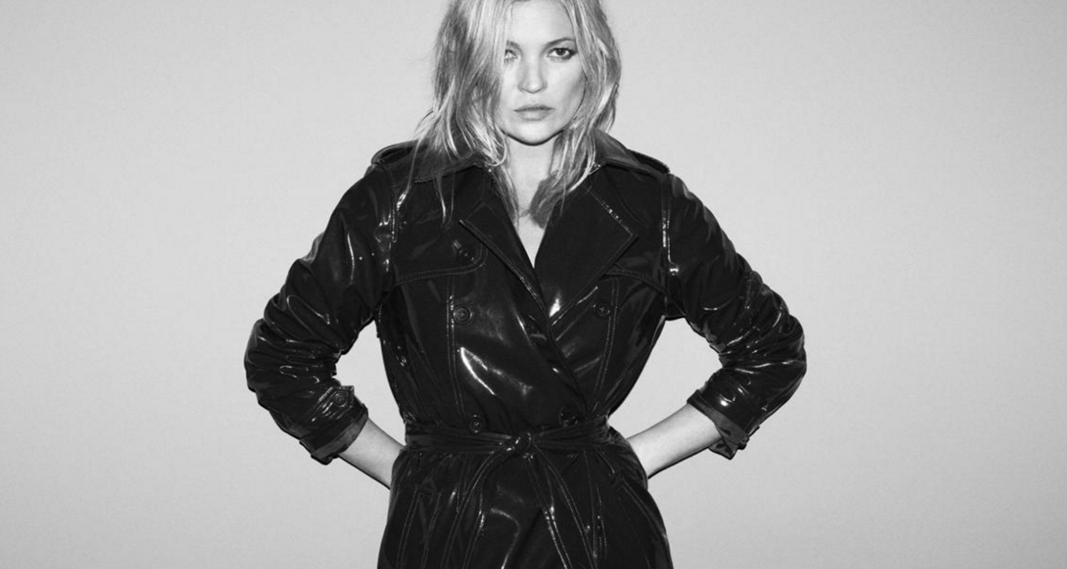 Kate Moss ugyanúgy néz ki, mint 20 éve: új képein szebb, mint valaha