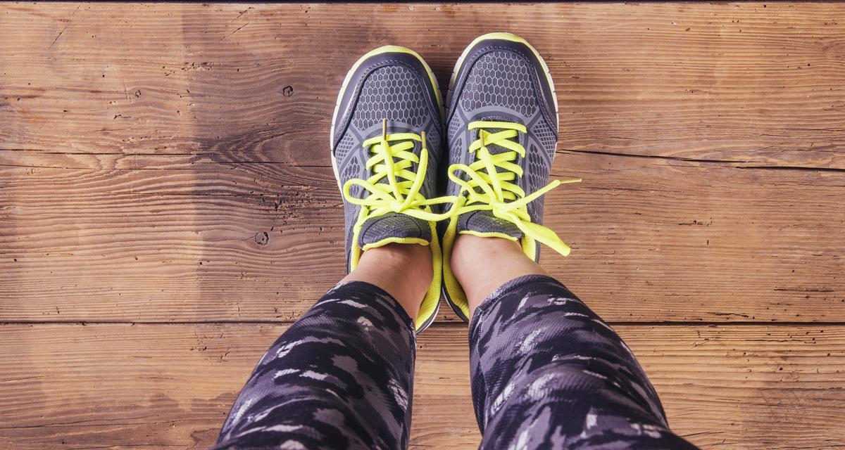 Zsírégető séta otthon: napi 12 perc mozgással már látható lesz a változás