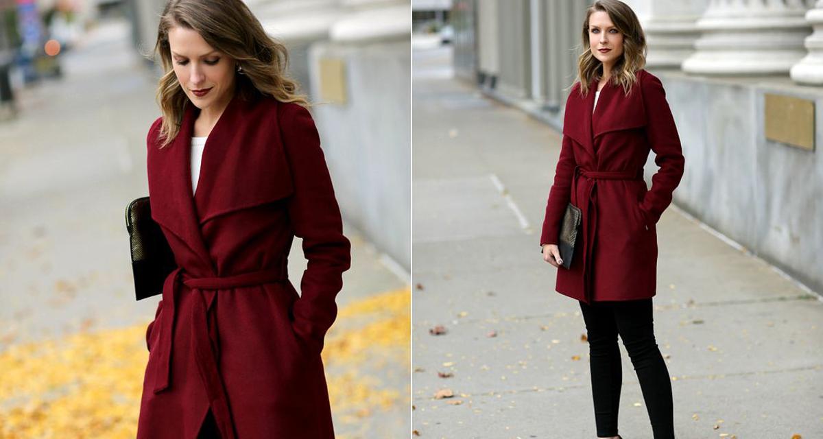 13 szuper variáció nőies burgundival: így viseld az ősz színét!