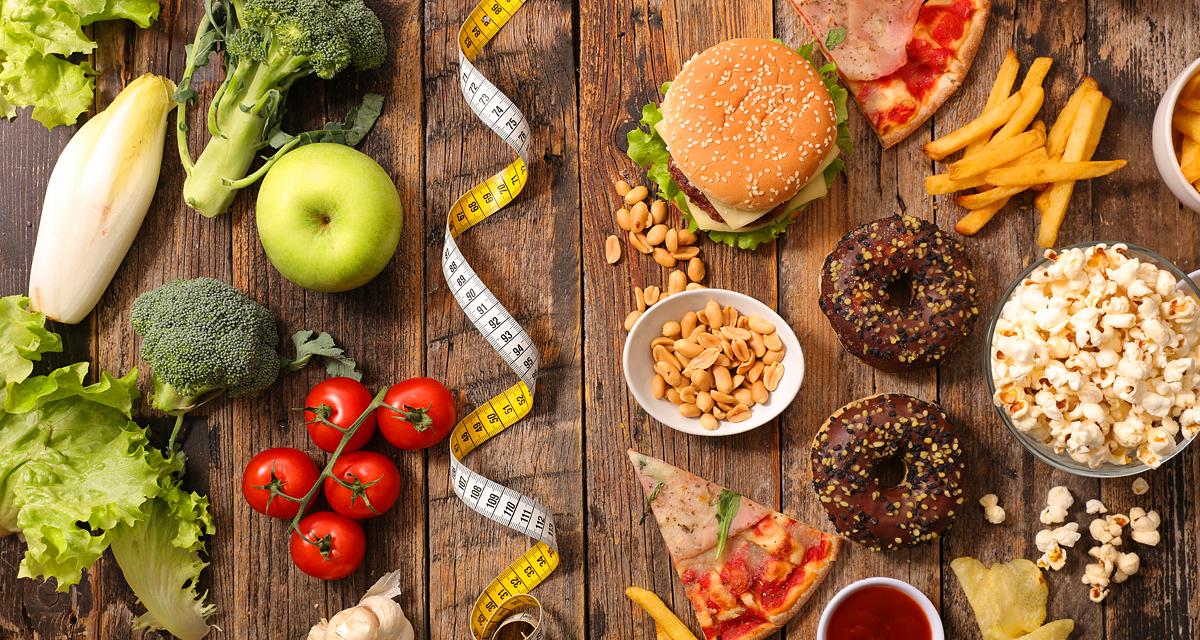 Ne csak a kalóriát számold, inkább azt nézd, hogy mit eszel!