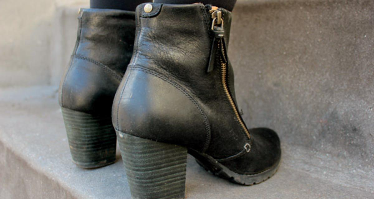 Így húzd rá a csizmára a szűk nadrágot, hogy jól nézzen ki
